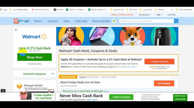 befrugal refer a friend ll Get 10$ for referring Friends to BeFrugal ll BeFrugal Review